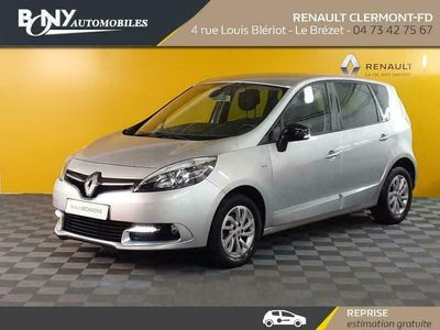 occasion Renault Scénic dCi 110 Energy eco2 Limited