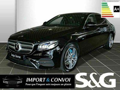 occasion Mercedes E350 AMG-Line Distronic