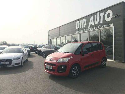 occasion Citroën C3 Picasso société Bluehdi 100 cv,GPS