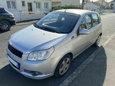 occasion Chevrolet Aveo 1.2 16v GPLi