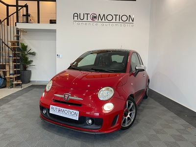 occasion Abarth 500 2009 - Rouge - 1.4l 180cv