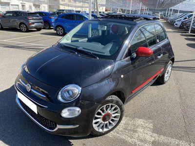 occasion Fiat 500 1.2 69 Rosso Amore Edizione