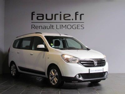 occasion Dacia Lodgy 1.2 TCe 115 7 places Silver Line