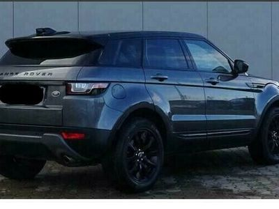 occasion Land Rover Range Rover evoque 2.0 D 180CH SE AWD BVA