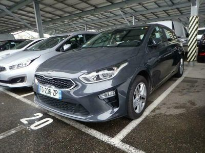occasion Kia cee'd CRDI 115 CH ACTIVE BUSINESS GPS