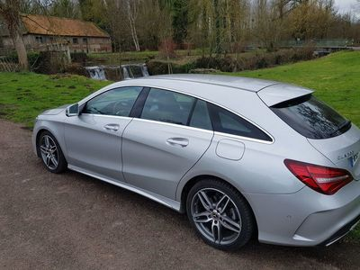 occasion Mercedes CLA200 Shooting Brake Classe7G-DCT Business Edition