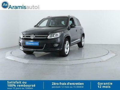 occasion VW Tiguan R-Exclusive 2.0 TDI 140 BVM6