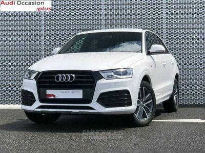occasion Audi Q3 S line 2.0 TDI 110 kW (150 ch) 6 vitesses