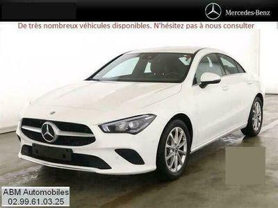 occasion Mercedes 200 CLA ProgressiveCoupé, automatique, progressive.
