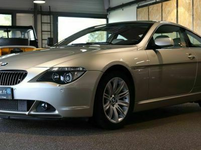 occasion BMW 645 Série 6 E64cia pack luxe
