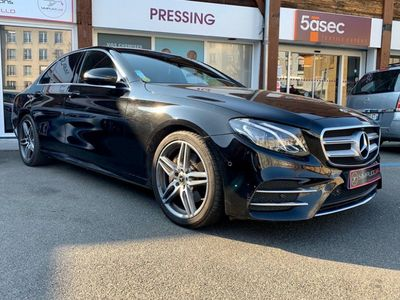 occasion Mercedes E220 CLASSE9G-Tronic Sportline amg