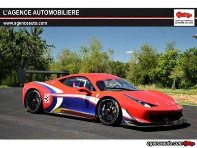 occasion Ferrari 458 Challenge 2012 12911km Prête à rouler