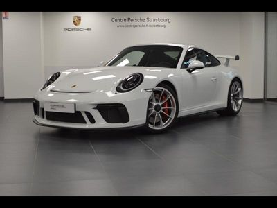 occasion Porsche 911 GT3 911 Type 997 911 Coupe 4.0 500chPdk
