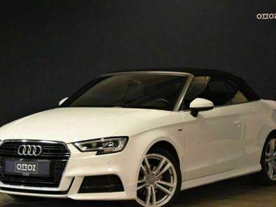 occasion Audi A3 Cabriolet | S-Line | Led | Navi | Zetelverw | PDC |