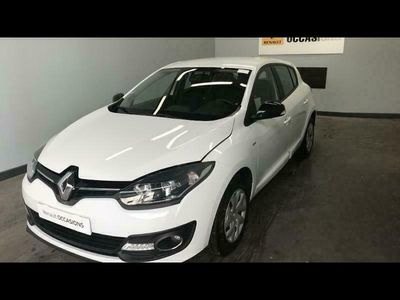 occasion Renault Mégane III TCE 130 Energy eco2 Limited