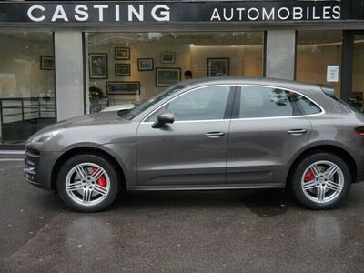 occasion Porsche Macan Turbo 3.6 V6 400CH PDK