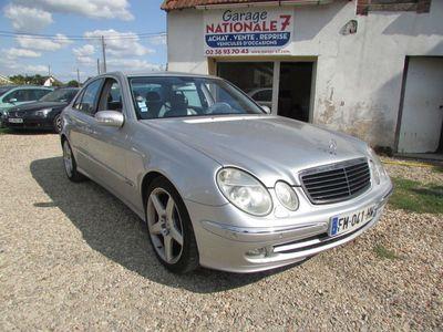 occasion Mercedes E320 CLASSEBVA