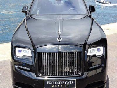 occasion Rolls Royce Wraith BLACK BADGE V12 632 CV - MONACO