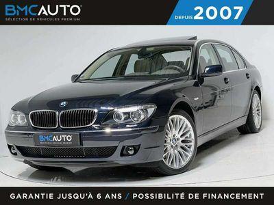 occasion BMW 740L 740 Serie 7 - i 1°Main V8 4.0l 306ch Limousine