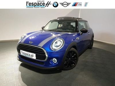 occasion Mini Cooper 136ch Edition Greenwich BVA7 109g