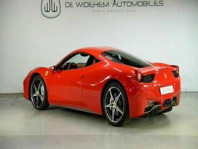 occasion Ferrari 458