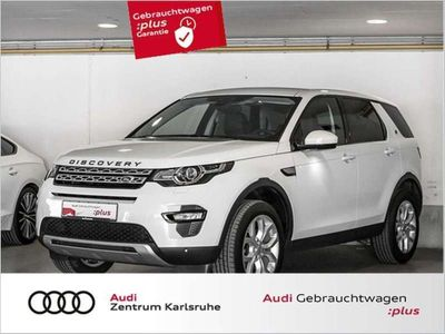 occasion Land Rover Discovery Sport 2.0 HSE Leder Xenon