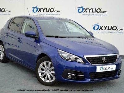occasion Peugeot 308 II Phase 2 II (2) 1.2 PURETECH 130 S&S 7CV STYLE