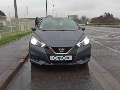 occasion Nissan Micra N-Connecta
