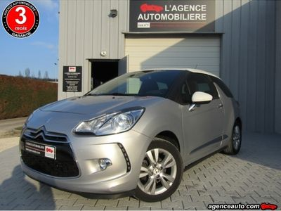 occasion Citroën DS3 1.2 82CH PURETECH SO CHIC