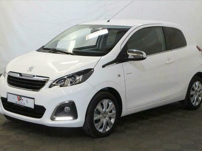 occasion Peugeot 108 1.0 VTi 68ch BVM5 Style