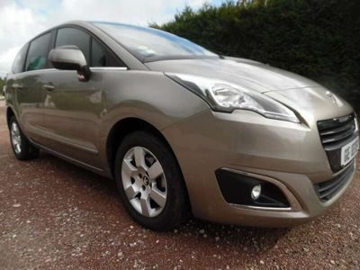 occasion Peugeot 5008 1.6 BLUEHDI 120 EAT6 BUSINESS PACK GPS 7 PLACES
