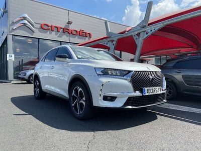 occasion DS Automobiles DS7 Crossback BLUEHDI 130 SO CHIC