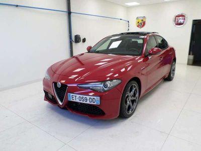 occasion Alfa Romeo Giulia VELOCE 2.2 JTD 210 AT8 Q4