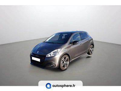 occasion Peugeot 208 1.2 PureTech 110ch S&S EAT6 GT Line