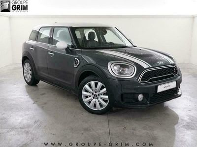 occasion Mini Cooper SD Countryman 190ch Red Hot Chili BVA