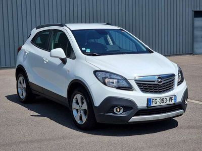 occasion Opel Mokka 1.6 CDTI - 110 ch FAP 4x2 ecoFLEX Start