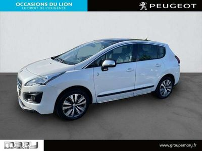 occasion Peugeot 3008 1.6 BlueHDi 120ch Crossway S&S EAT6