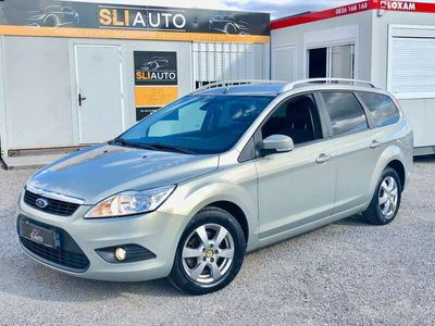 occasion Ford Focus SW 1.6 TDCi 110 Ch