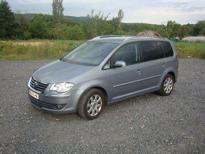 occasion VW Touran 2.0 16S TDI 140 Sportline