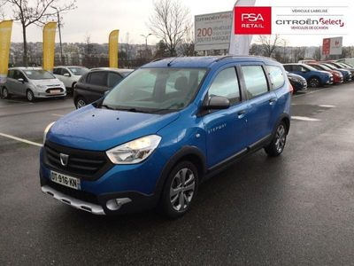 occasion Dacia Lodgy 1.5 Dci 110ch Stepway 7 Places