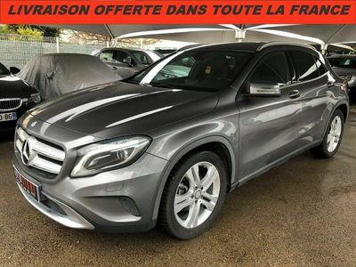 occasion Mercedes 220 Classe GLA (X156)CDI BUSINESS EXECUTIVE 7G-DCT