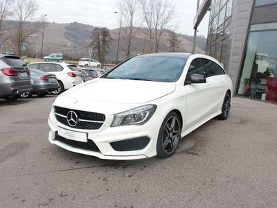 occasion Mercedes CLA200 Shooting Brake Classe ClaD Fascination 4matic 7G Dct Pack Amg