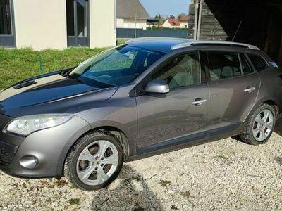 occasion Renault Mégane Estate III 1.5 dCi 110 FAP eco2 Authentique Euro 5
