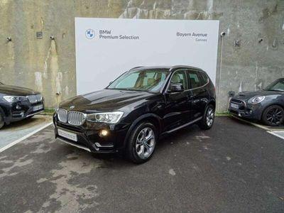 occasion BMW X3 sDrive18dA 150ch xLine Start Edition