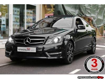 occasion Mercedes 220 Classe C Coupé C204Fascination Pack AMG+ 7G-Tronic