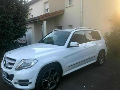 occasion Mercedes GLK200 ClasseCDI BlueEFFICIENCY A
