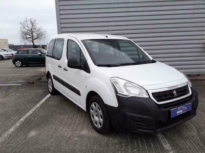 occasion Peugeot Partner Tepee 1.6 bluehdi 75ch access 4p