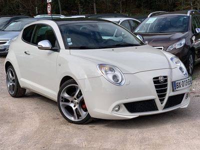 occasion Alfa Romeo MiTo 1.4 TB Multiair 135ch Exclusive Tct Stop&start
