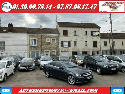 occasion Mercedes 220 CLASSE C COUPE (C204)CDI EXECUTIVE 7GTRONIC PACK AMG