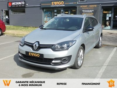 occasion Renault Mégane Phase 3 Estate 1.5 DCI 110 ch FINITION LIMITED